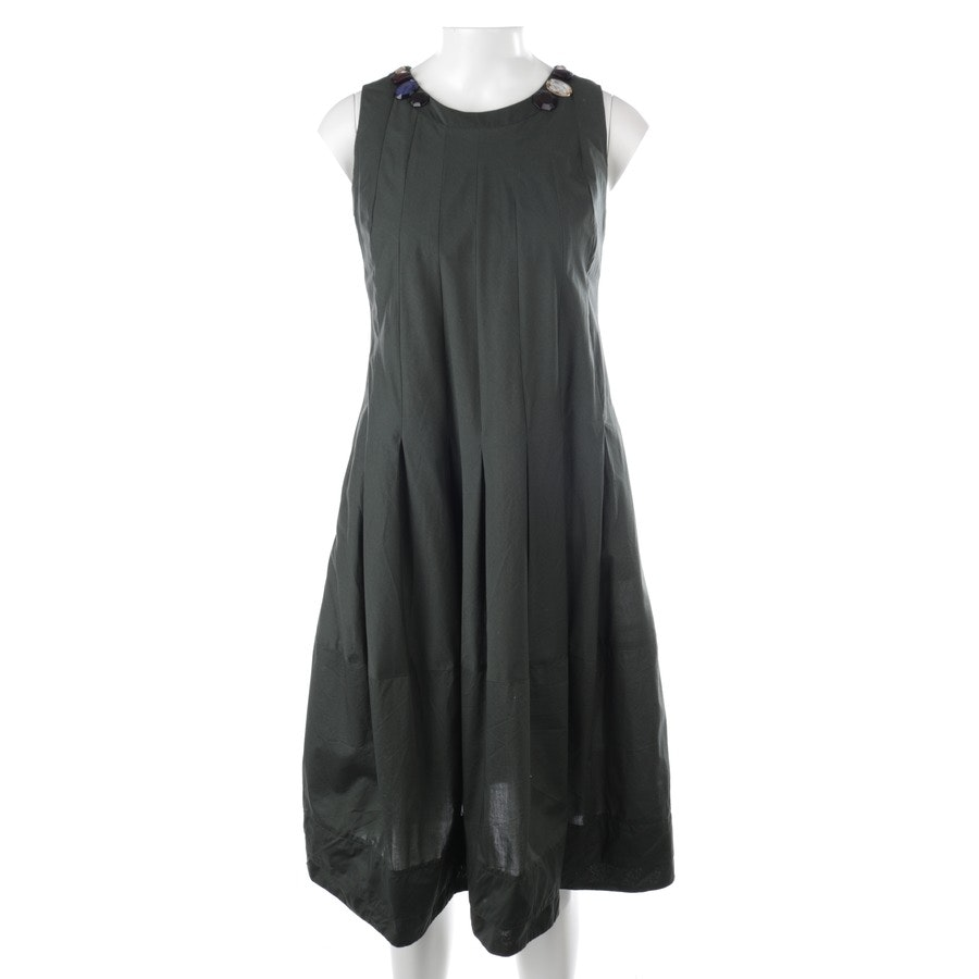 dress from Max Mara in forest green size S