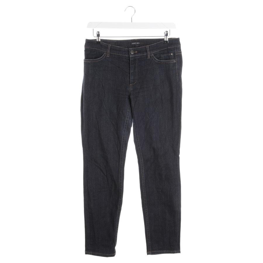 Jeans von Marc Cain in Dunkelblau Gr. 42 N5