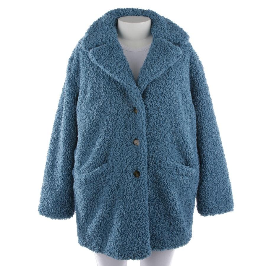 winter coat from Essentiel Antwerp in blue size M - new