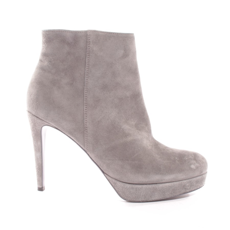 ankle boots from Kennel & Schmenger in grey size D 40,5 UK 7