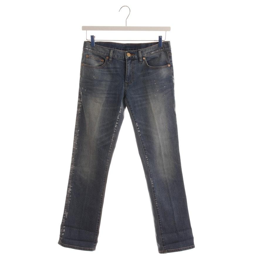 Jeans von Tory Burch in Blau Gr. W26 - Blake Tomboy Jean