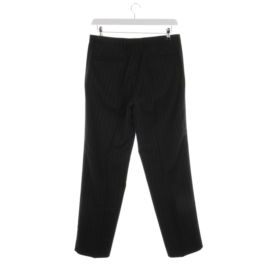 trousers from Hugo Boss Black Label in black and grey size 48