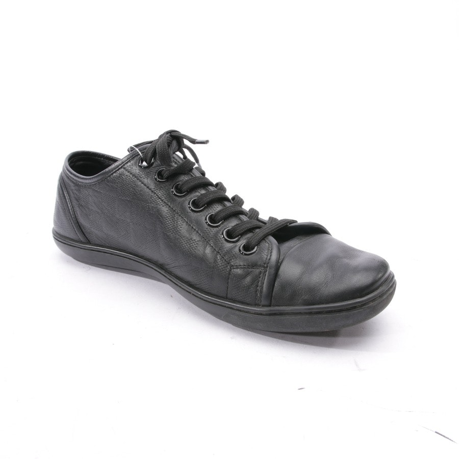 trainers from Louis Vuitton in black size EUR 42 UK 8 - damier aventure axel
