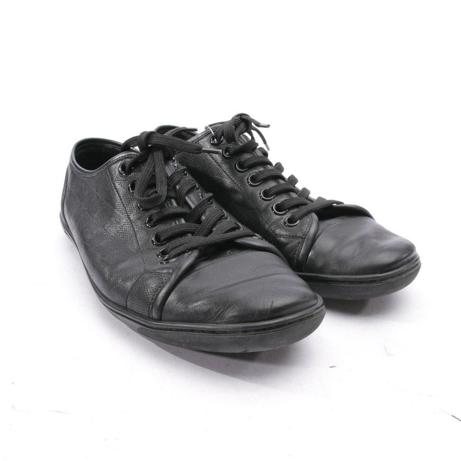 Sneaker von Louis Vuitton in Schwarz Gr. EUR 42 UK 8 - Damier Aventure Axel