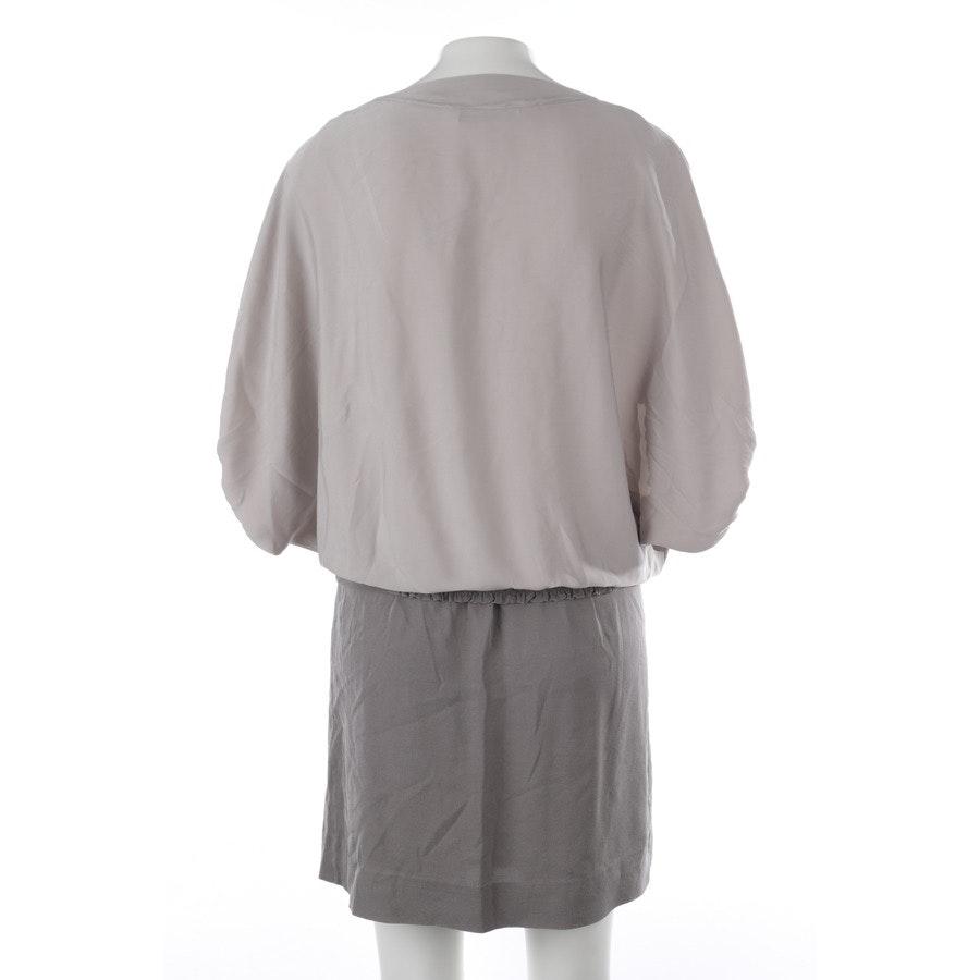 dress from Diane von Furstenberg in champagne and grey size 38 US 8