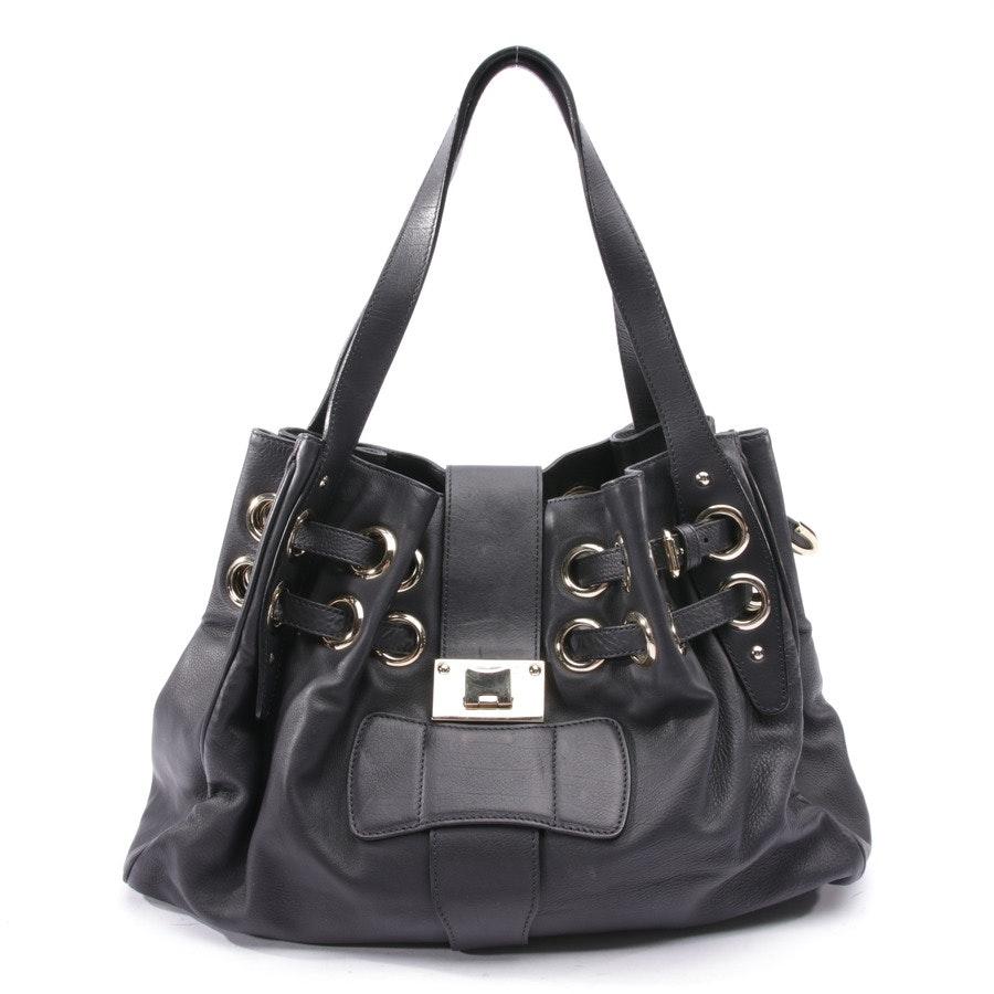 shoulder bag from Jimmy Choo in black - ramona