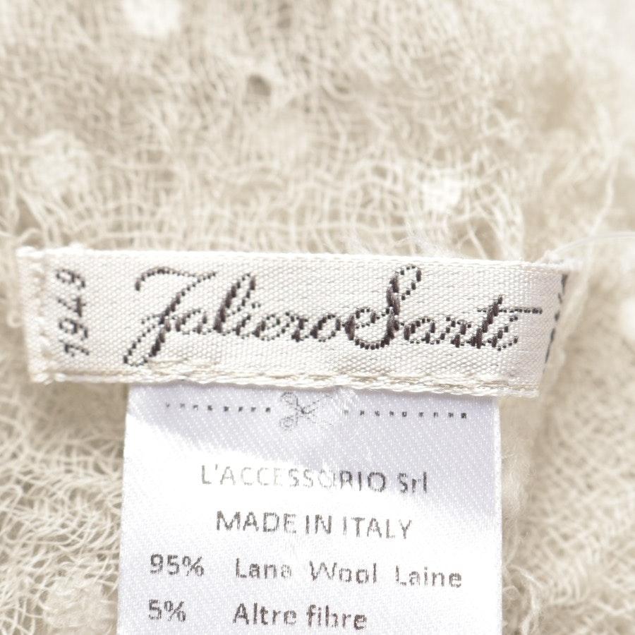 scarf from Faliero Sarti in beige