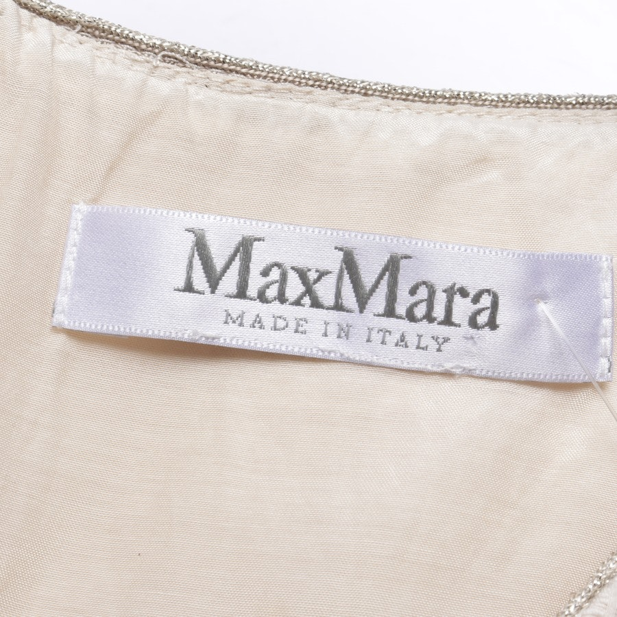 dress from Max Mara in cream size XS