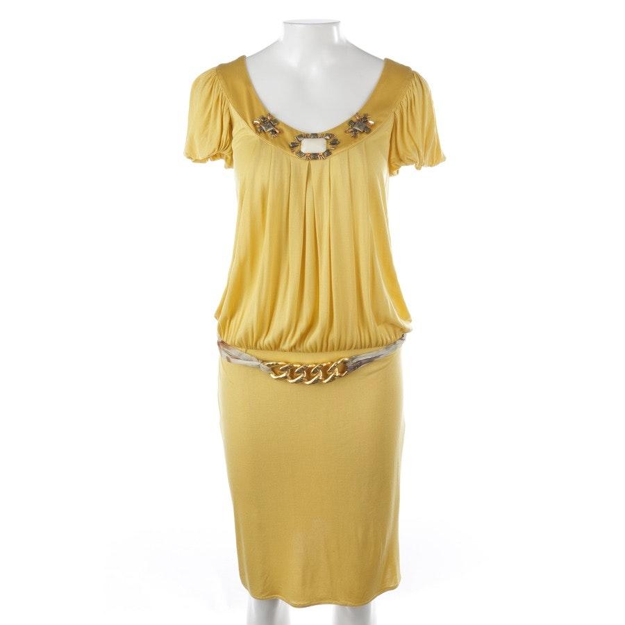 Kleid von cavalli CLASS in Gelb Gr. 40