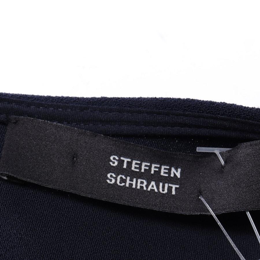 Kleid von Steffen Schraut in Dunkelblau Gr. 40 - Neu