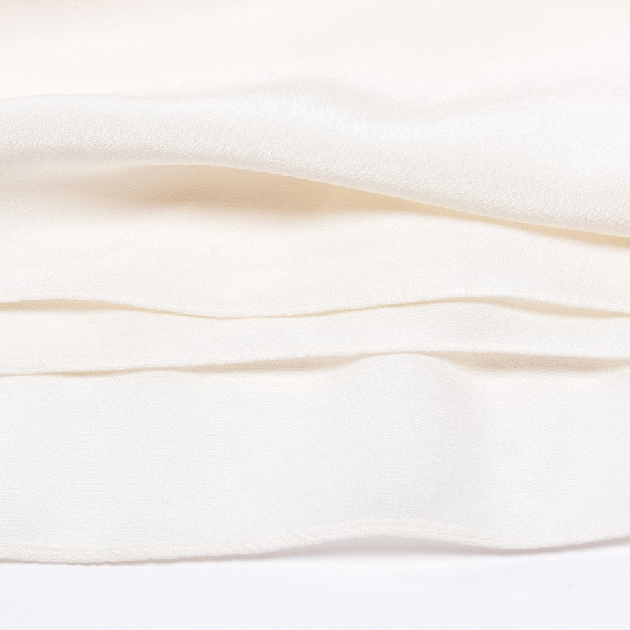 Seidenbluse von Chloé in Creme Gr. 38 FR 40 - Neu