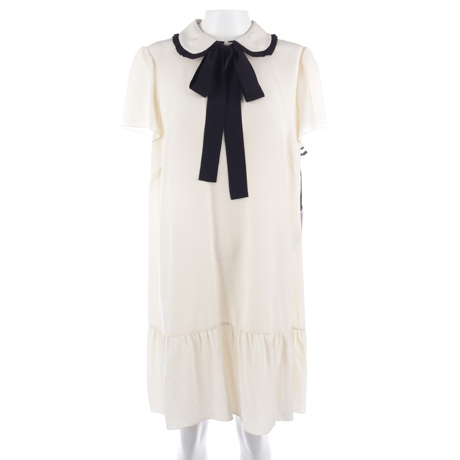 dress from Red Valentino in beige and black size 42 IT 48 - new