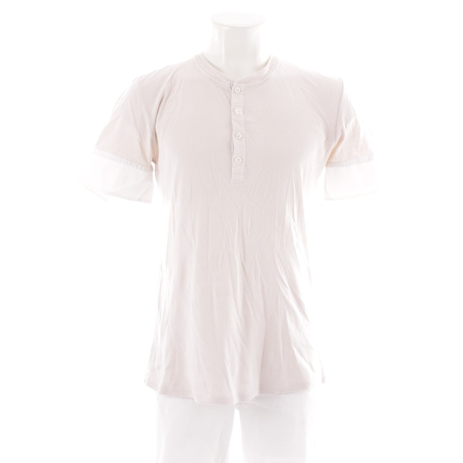 t-shirt from Wunderkind in cream and white size S