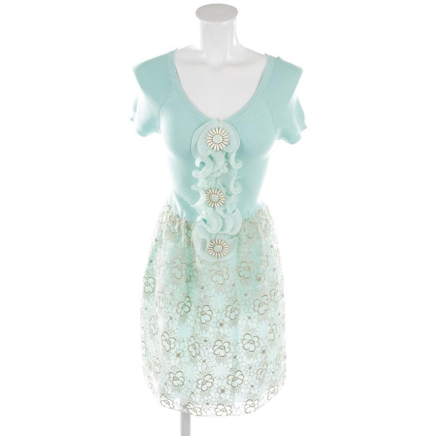 Kleid von Manoush in Türkis Gr. XS