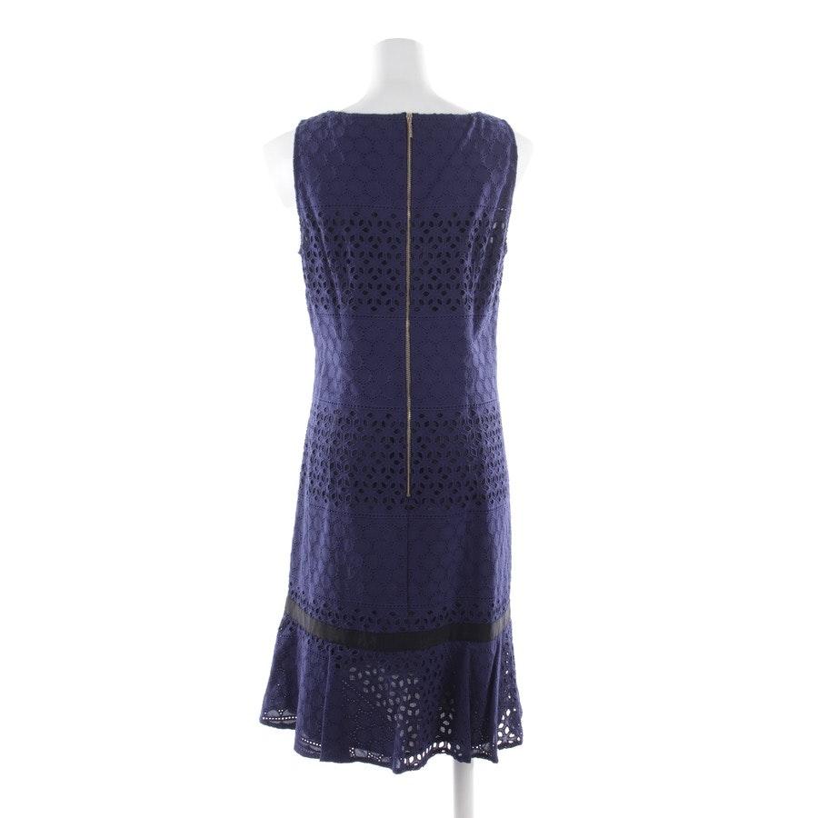 Kleid von Karl Lagerfeld in Marineblau Gr. 36