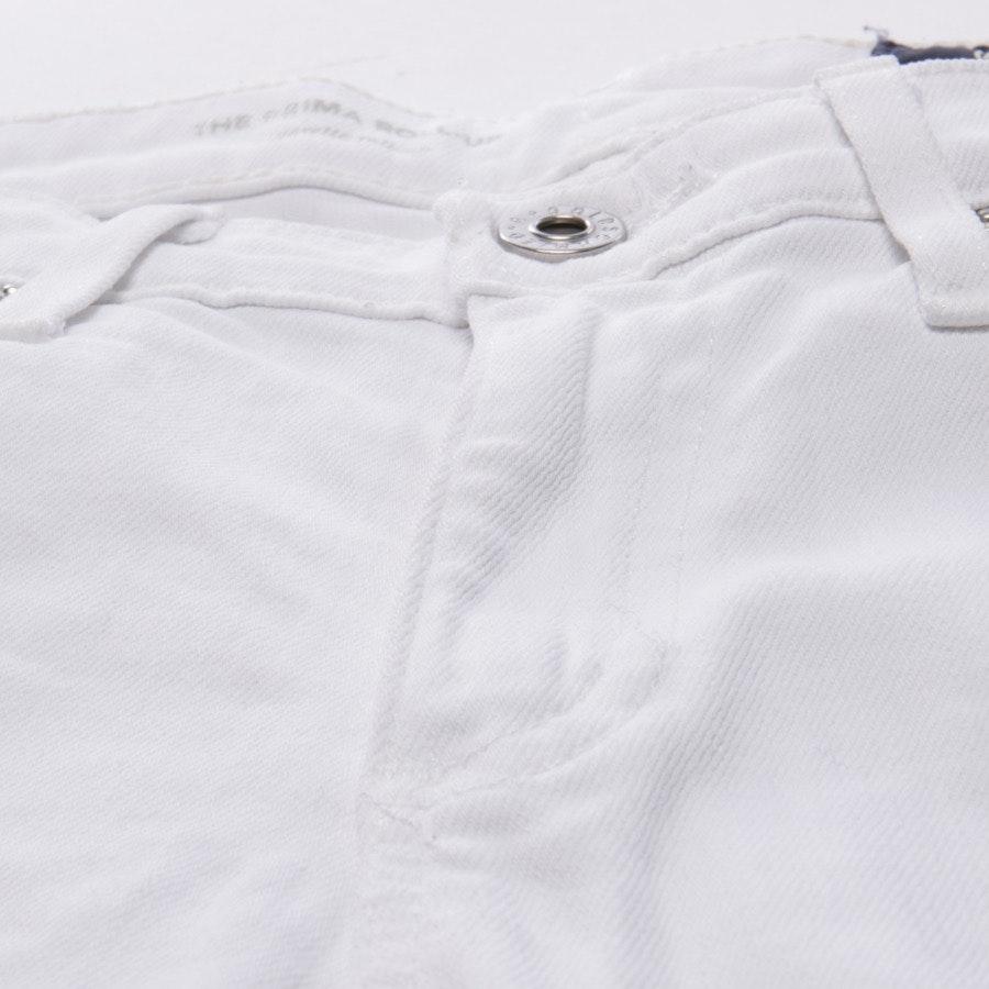 Jeans von AG Jeans in Weiß Gr. W24