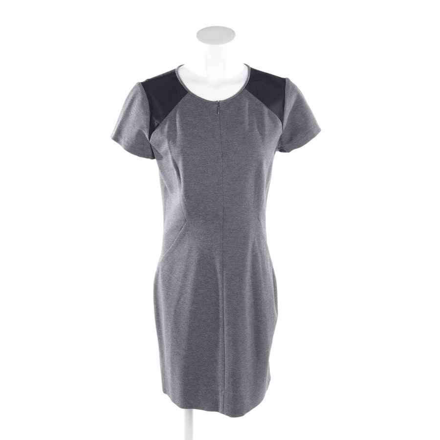 dress from Diane von Furstenberg in grey and black size 42 US 12