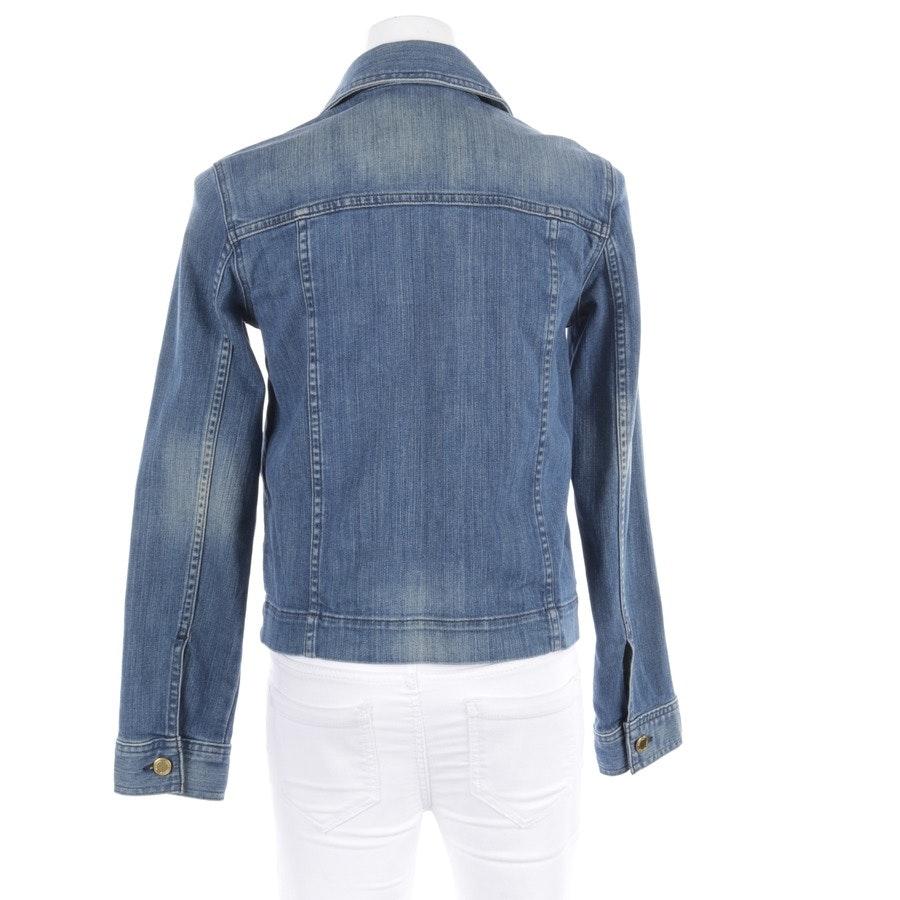 Jeansjacke von Michael Kors in Blau Gr. S