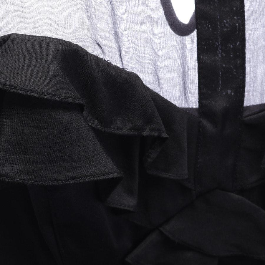 Seidenkleid von Karen Millen in Schwarz Gr. 34 /1