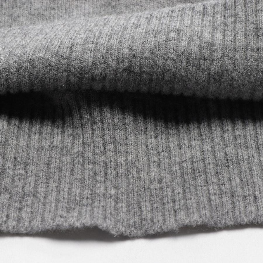 Strickkleid von Balenciaga in Grau Gr. 38 FR 40