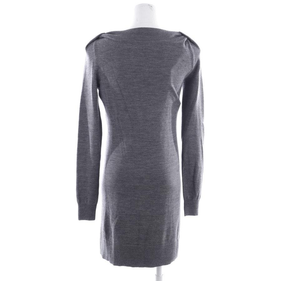 dress from Steffen Schraut in grey mottled size 34