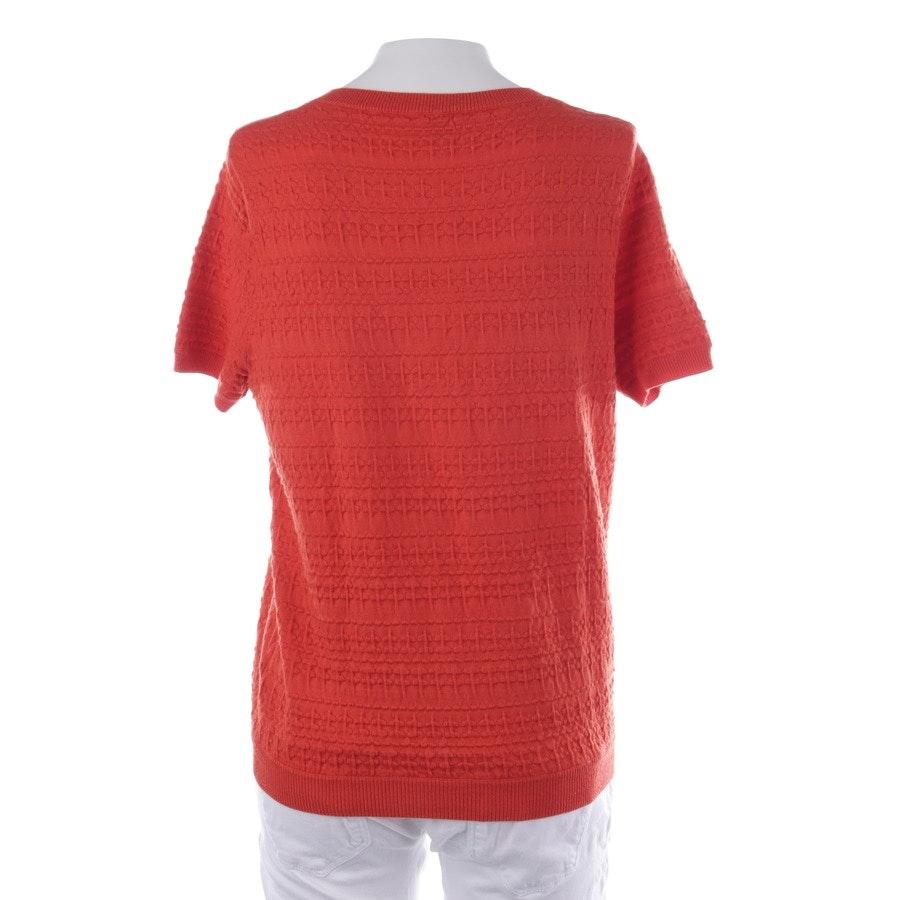 Strickshirt von FTC Cashmere in Orange Gr. S