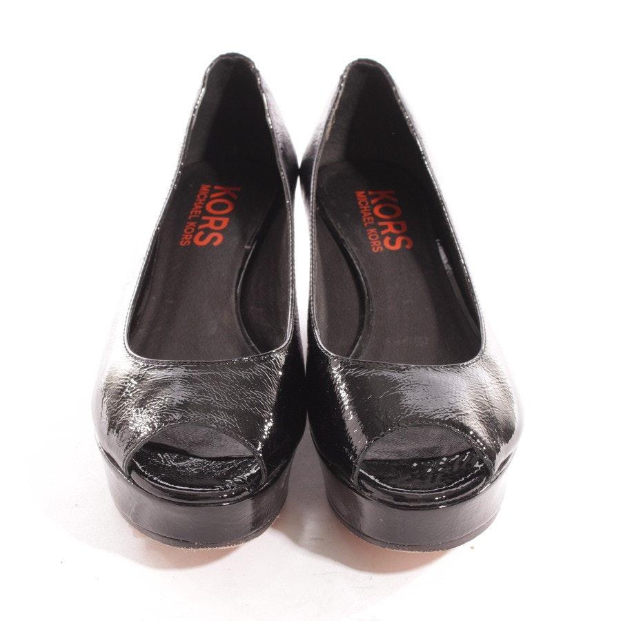 Peep Toes von Michael Kors in Schwarz Gr. EUR 36