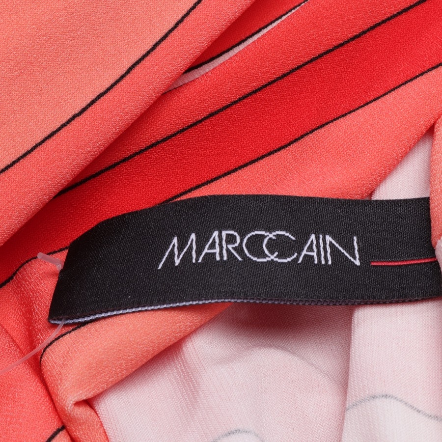 Kleid von Marc Cain in Multicolor Gr. 42 N5