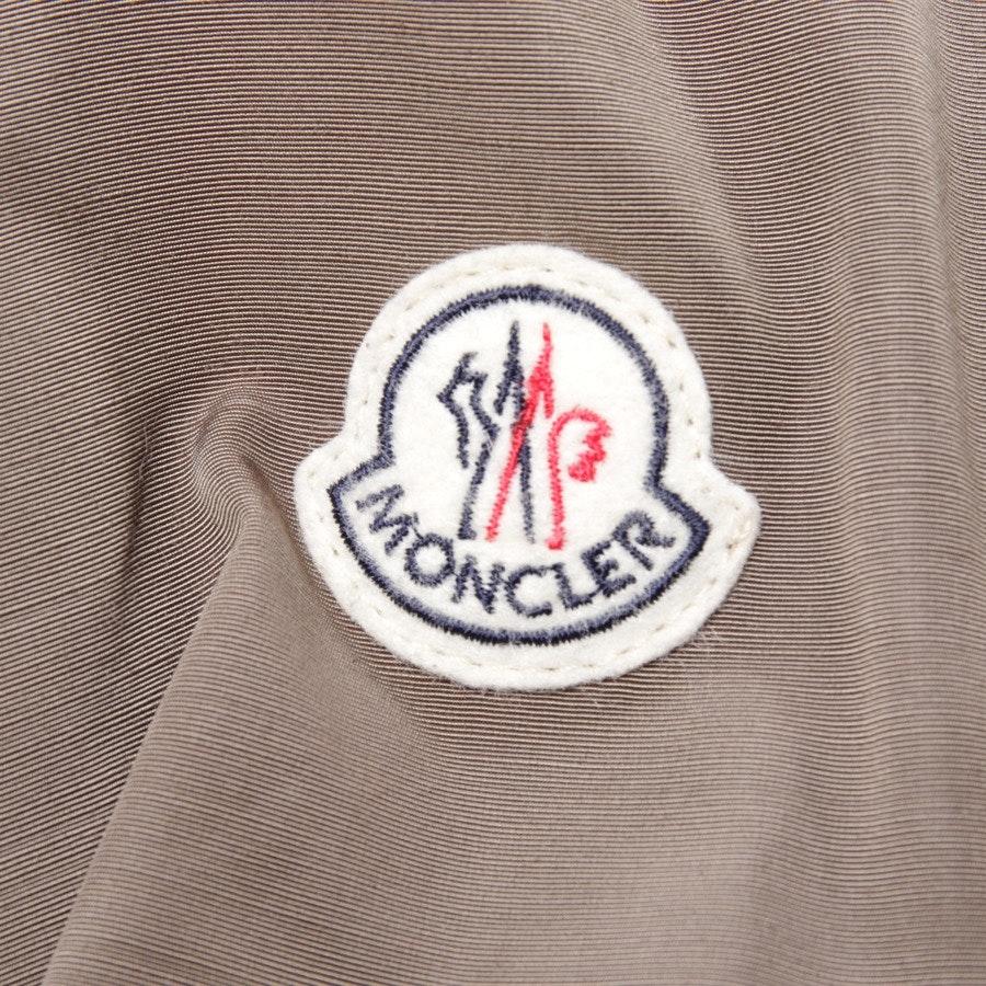 Übergangsjacke von Moncler in Khaki Gr. DE 42 / 4