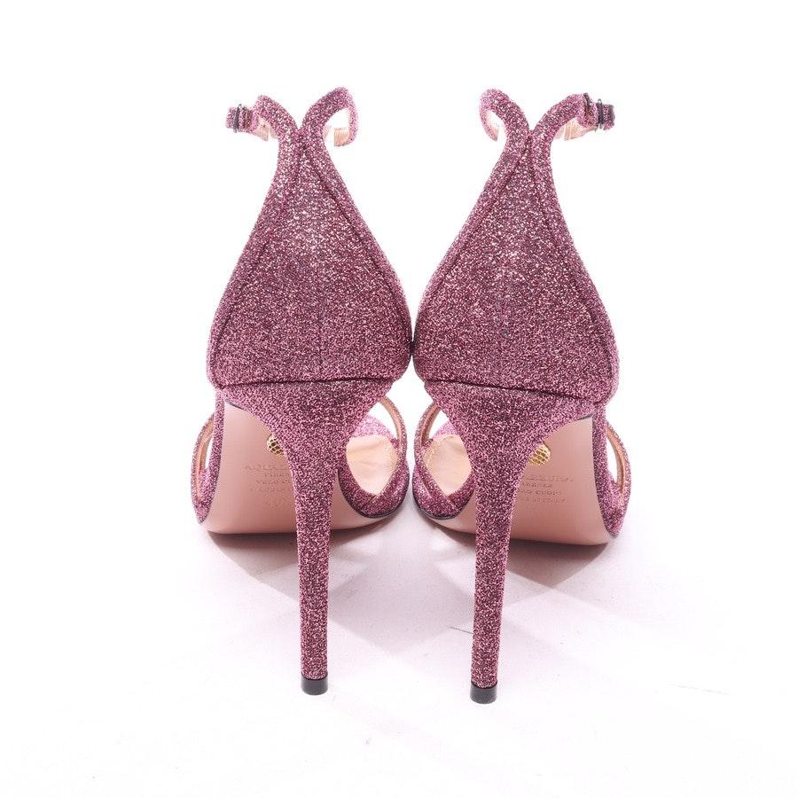 Sandaletten von Aquazzura in Pink Gr. EUR 40,5 - Neu
