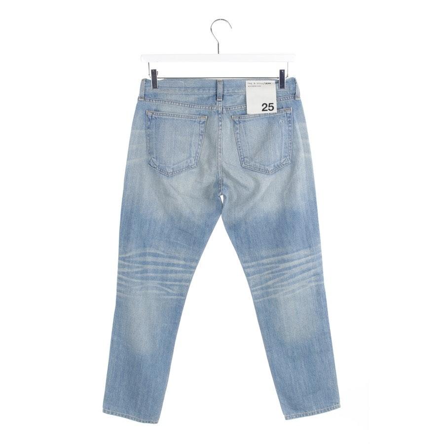 Jeans von Rag & Bone in Mittelblau Gr. W25