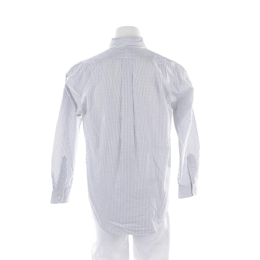 Freizeithemd von Polo Ralph Lauren in Weiß und Grau Gr. S