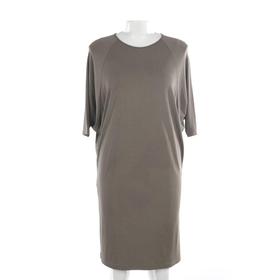 Kleid von Michael Kors in Olivgrün Gr. 32 US 2
