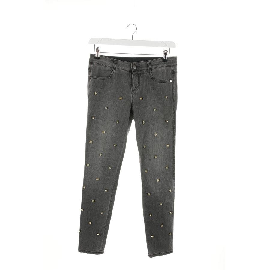 Jeans von Stella McCartney in Grau Gr. W28