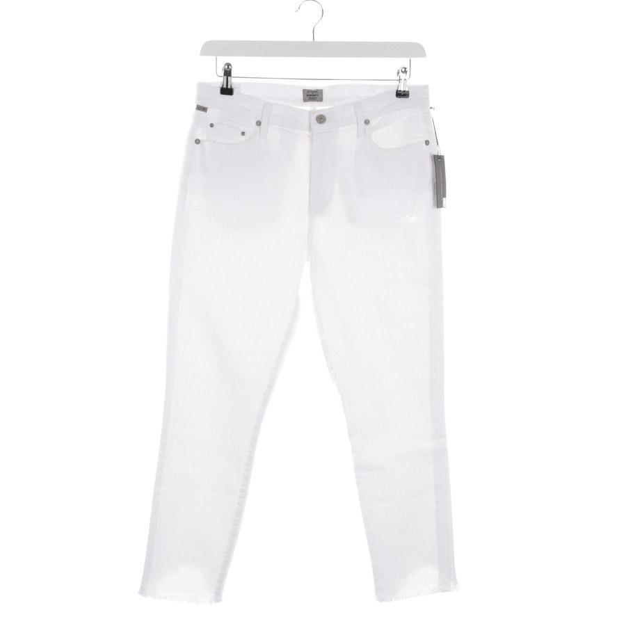 Boyfriend Jeans von Citizens of Humanity in Weiß Gr. W30 - Neu