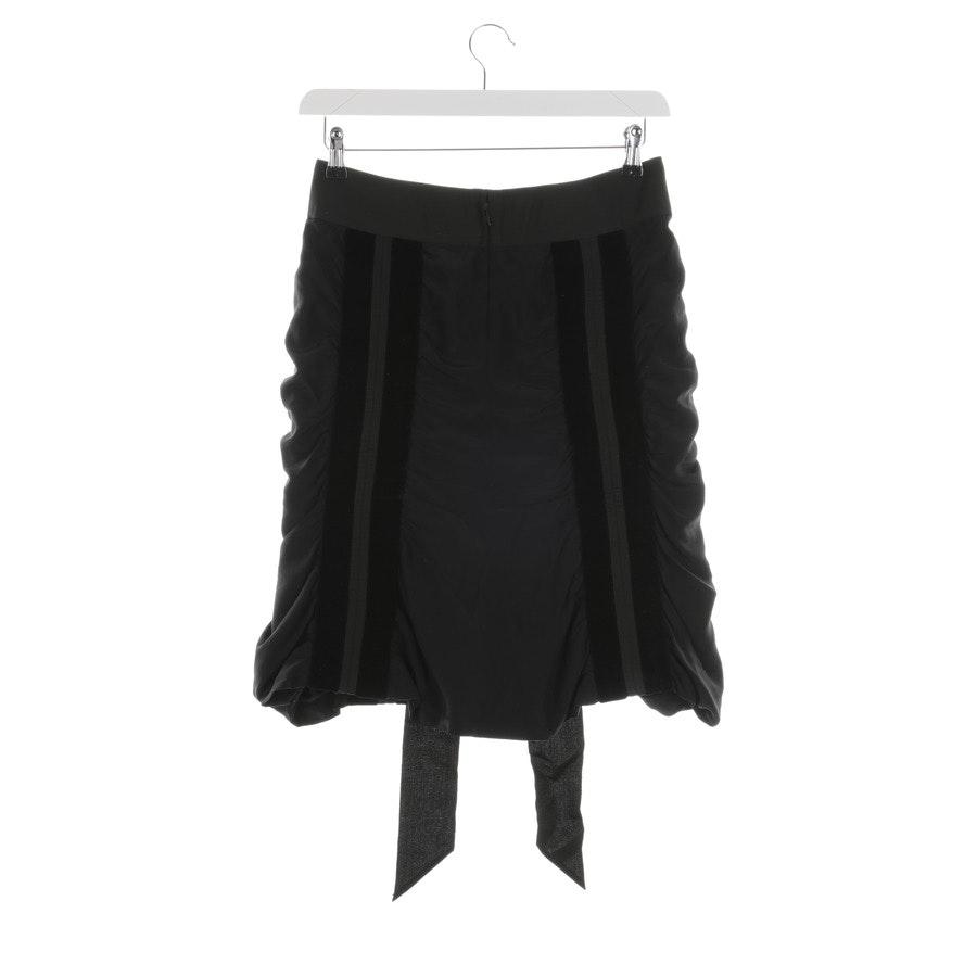 skirt from Yves Saint Laurent in black size 36 FR 38