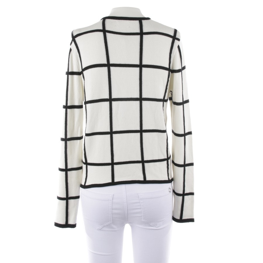 knitwear from Lala Berlin in white and black size XS