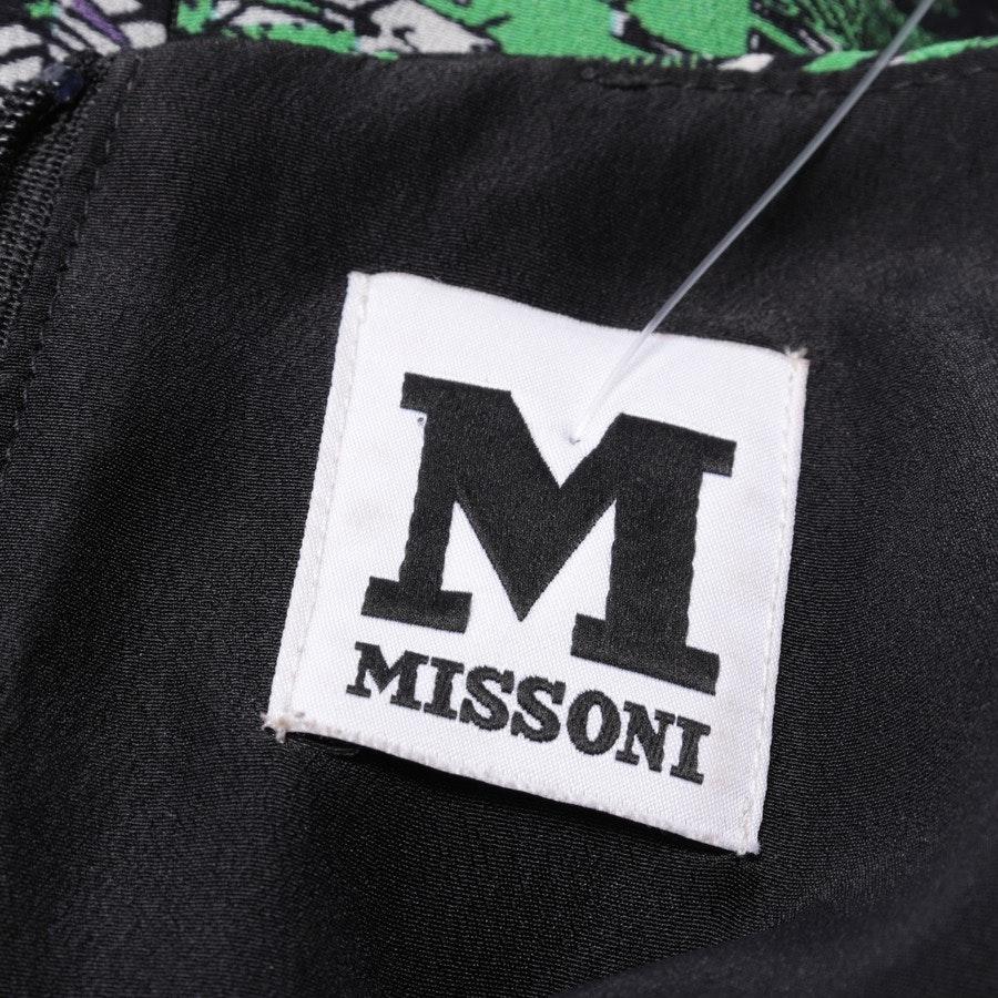 Seidenkleid von Missoni M in Multicolor Gr. 34 IT 40