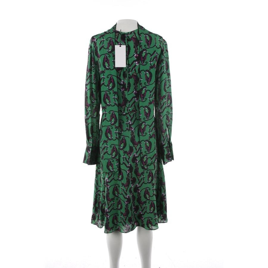 Kleid von Dorothee Schumacher in Grün und Multicolor Gr. 34 / 1