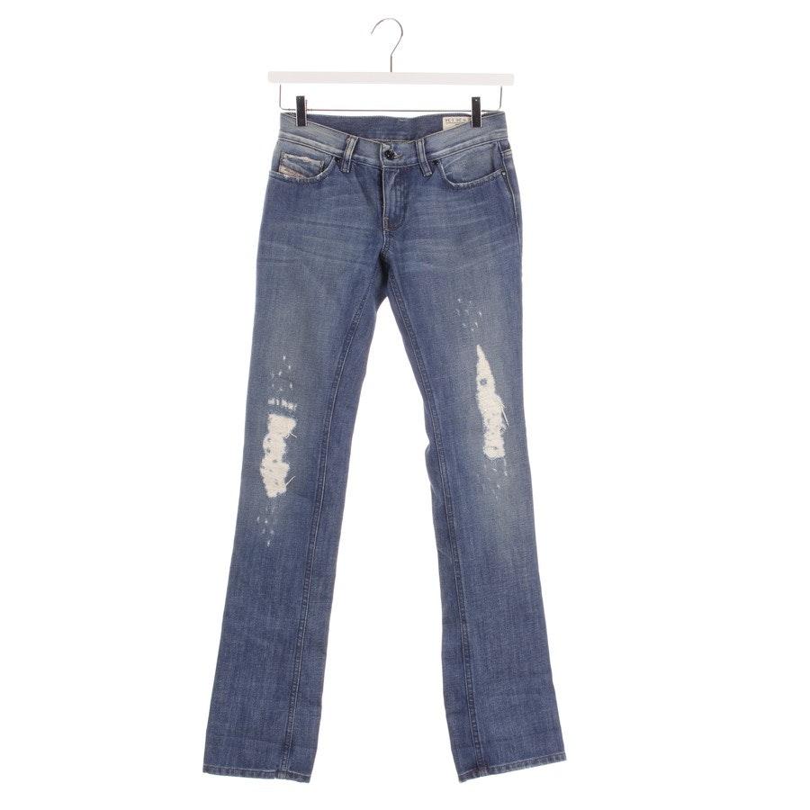 Jeans von Diesel in Blau Gr. W26