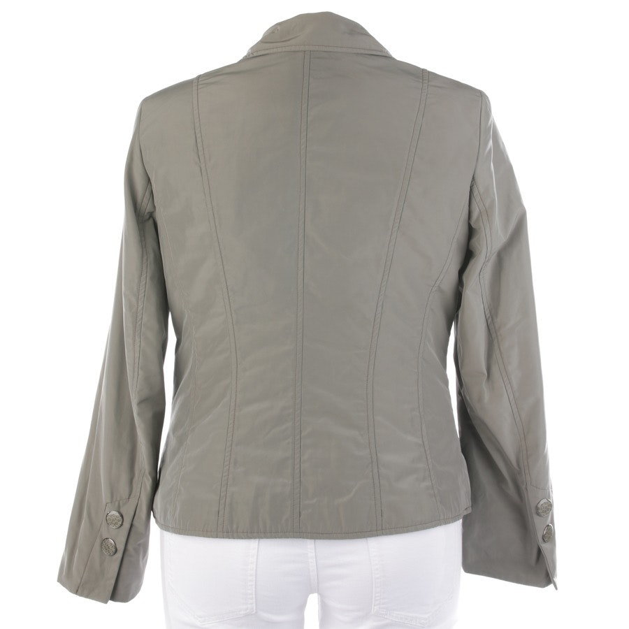 between-seasons jackets from Airfield in grey-green size DE 42