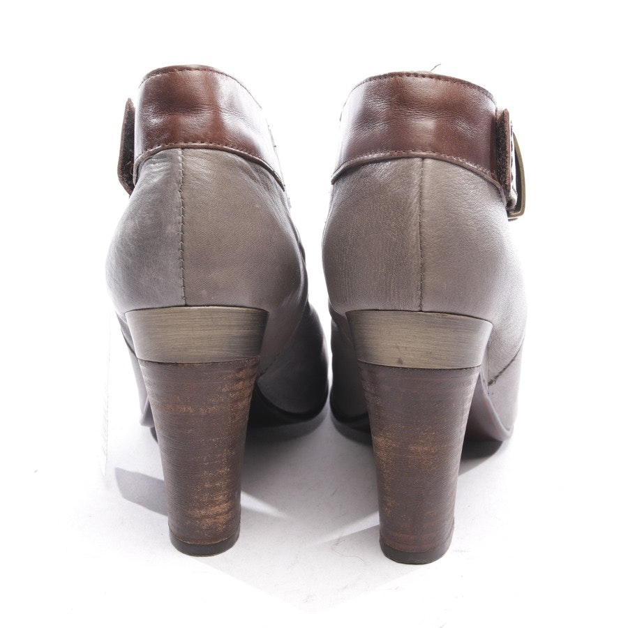 ankle boots from Tommy Hilfiger Denim in grey and brown size EUR 39 - new