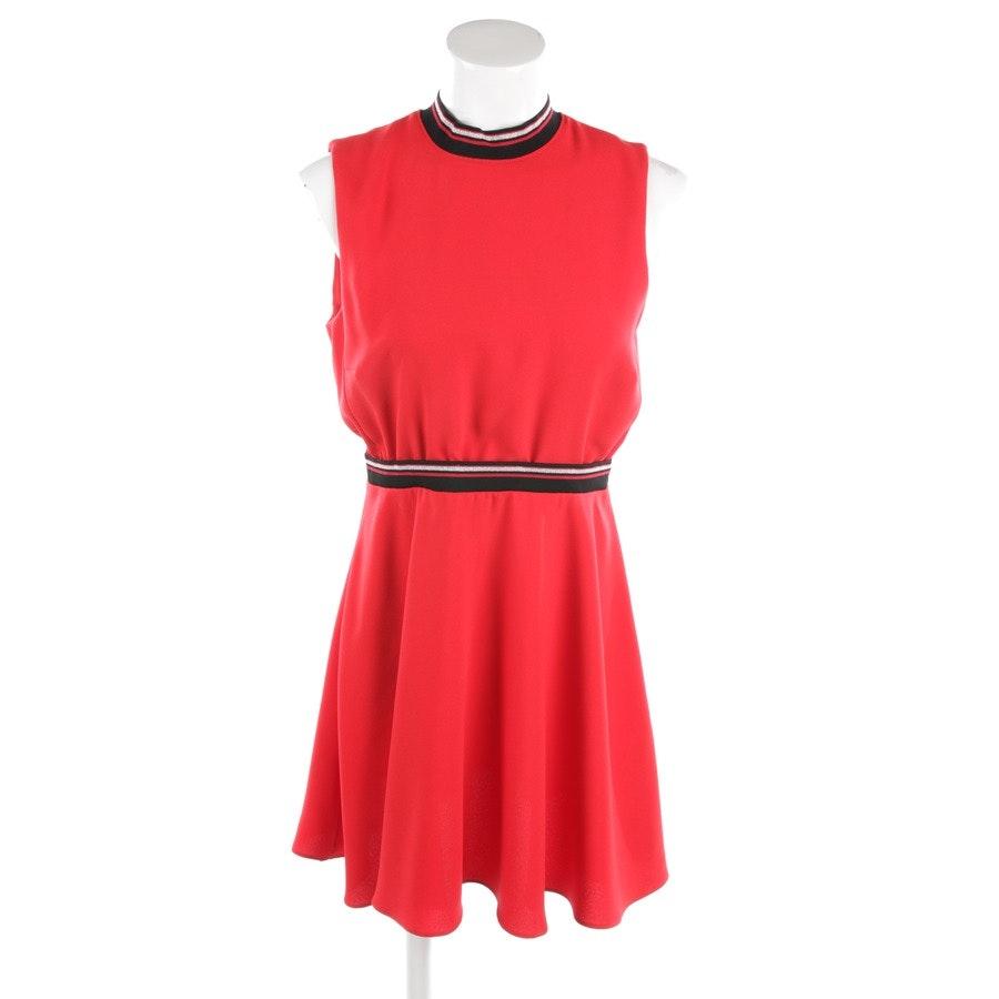 Kleid von Victoria Beckham in Rot und Multicolor Gr. 38 UK 12