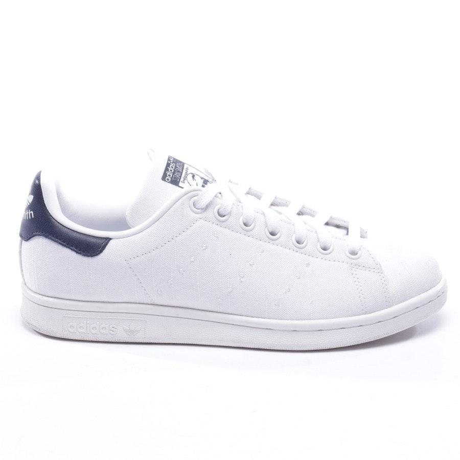 Sneaker von Adidas in Weiß und Schwarz Gr. D 40