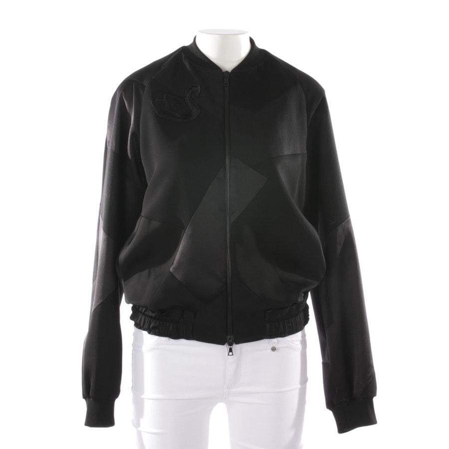 summer jackets from Victoria Beckham in black size 34 UK 8