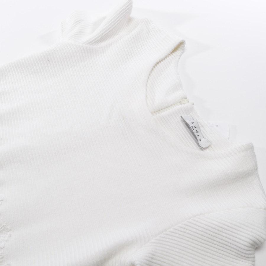 Kleid von Sandro in Offwhite Gr. 34 / 1