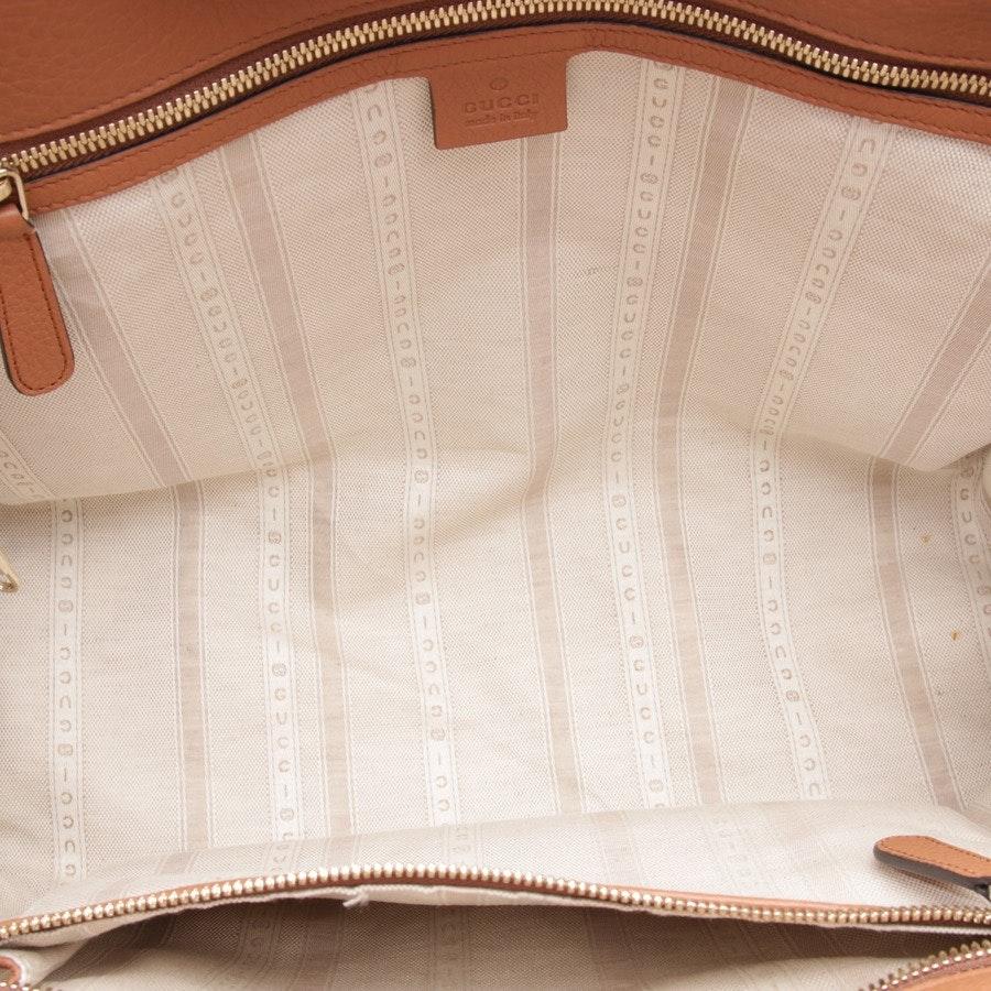 shoulder bag from Gucci in brown - cellarius