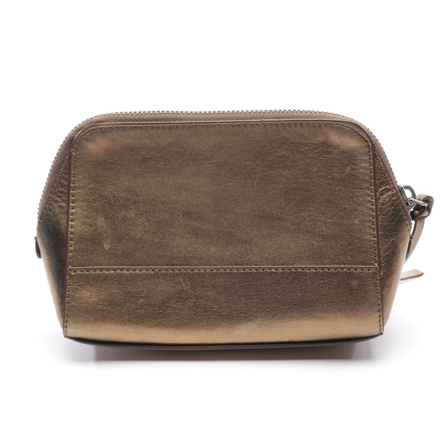 cosmetic bag from Liebeskind Berlin in gold