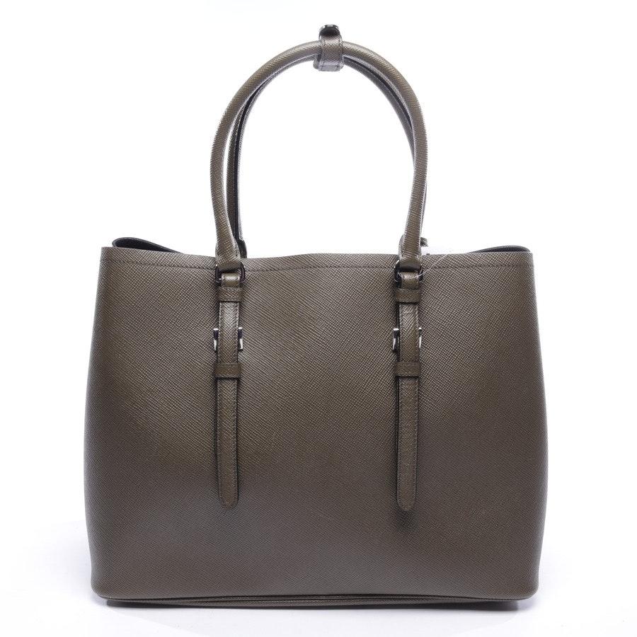 Handtasche von Prada in Olivgrün