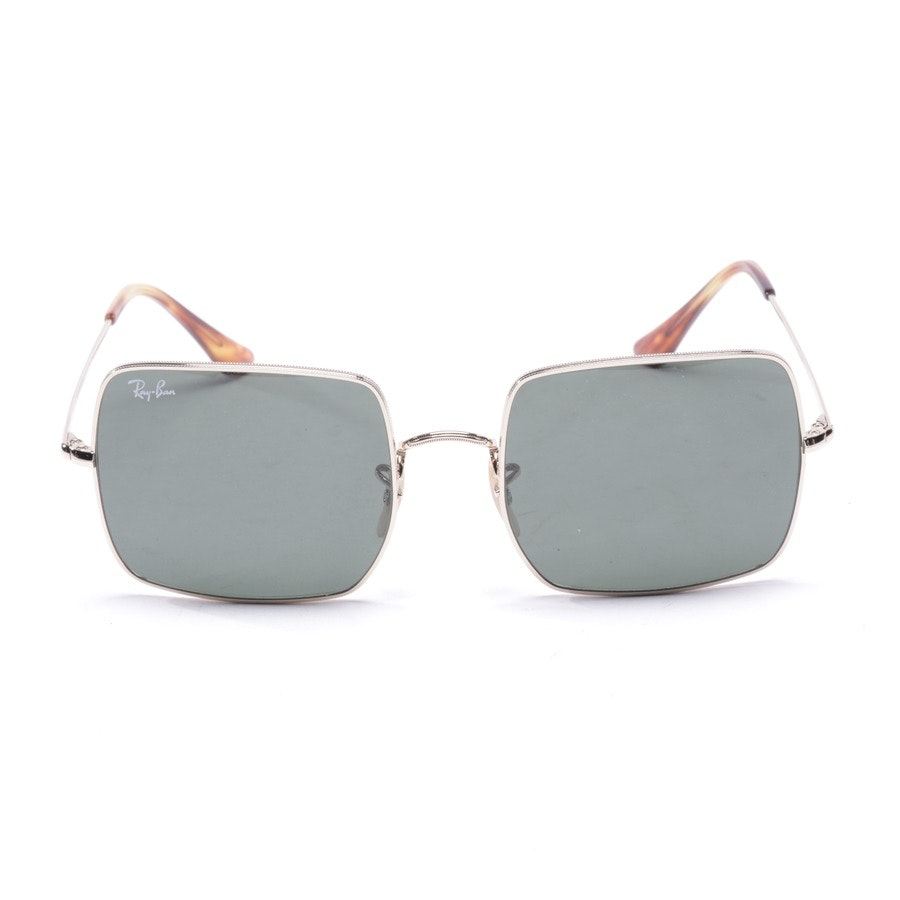 sunglasses from Ray Ban in gold - square - new